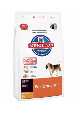 Hills Science Plan Adult Performance Chicken (12kg)