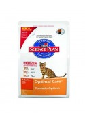 Hills Science Plan Feline Adult Chicken Food (400gm)