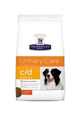 Hills SP Prescription Diet C/D Canine Multicare Food (2kg)