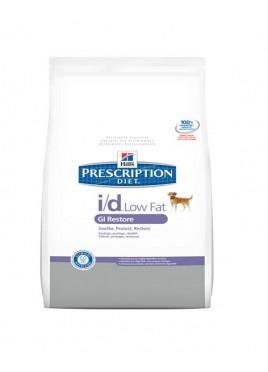 Hills SP Prescription Diet I/D Canine GI Restore Food (1.5kg)