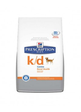 Hills SP Prescription Diet K/D Canine Renal Food (2kg)