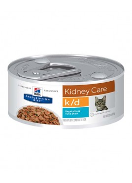 Hills SP Prescription Diet K/D Kidney Care Can Food (156gm)