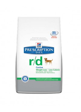 Hills Prescription Diet R/D Canine Weight Reducer Food 12kg