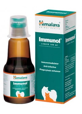 Himalaya Immunol Liquid 100 ml