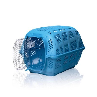 IMAC Carry Sport Carrier For Dog and Cat  Blue