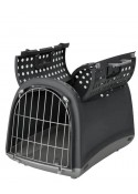IMAC Linus Anthracite Carrier For Dog and Cat