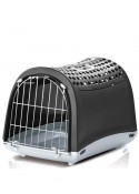 IMAC Linus Cabrio Anthracite Carrier For Dog and Cat