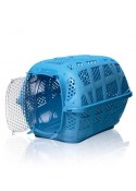 Imac Carry Sport Dog and Cat Medium Carrier Blue