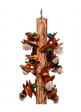 Imac Sandy Perch Fun Tree Bird Toy