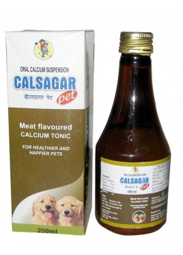 Indian Immunologicals Calsagar Calcium Tonic 200ml
