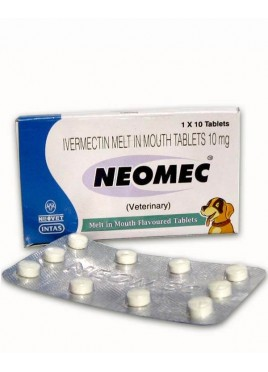 INTAS Neomec Ivermectin in mouth tablets 10mg