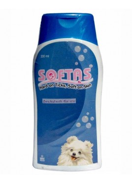 INTAS Softas medicated shampoo 200ml