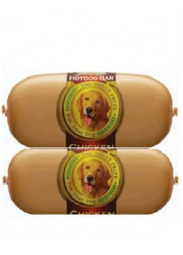Jer High Chicken Hot Dog Dog Treats 150Gm