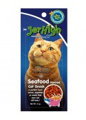 JerHigh Seafood cat Snack 40g