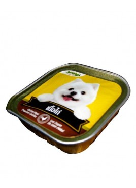 Jerhigh Chicken Dog Tray - 100 Gm