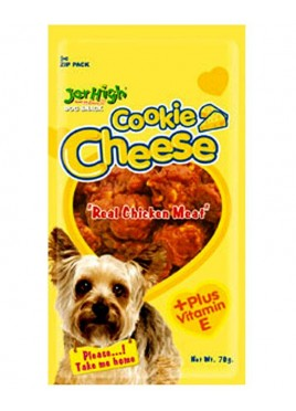 Jerhigh Cookie Cheese Dog Treats 70G