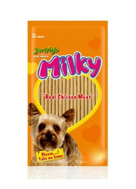 Jerhigh Milk Stix Calcium Dog Treats 100 G