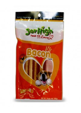 JerHigh Bacon Soft Dog Treat-100Gm