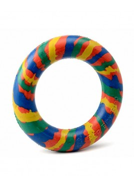 Kennel Doggy Rubber Ring Toy Large
