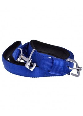 Kennel Doggy Pad Nylon Collar Set And Lead 11/4""