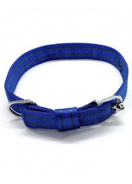 Kennel Doggy Nylon Pattern Dog Collars 11/4 Inch