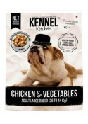 Kennel Kitchen Adult Breed Chicken and Veg 500g