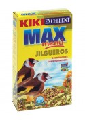 Kiki Excellent Max Menu Gold Finch Food 400 gm