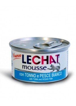 Monge Lechat Mousse Easy Open Can Cat Food 85g