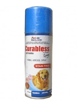 Mankind Curabless Herbal Aerosol Spray 100ml