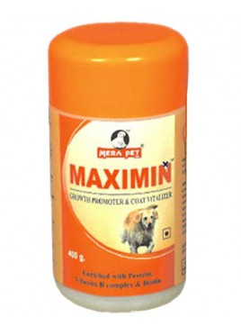 Mera Pet Maximin Pets Growth Promoter Powder 400g