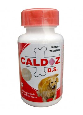 Mera pet Caldoz D.S. Mega Testitab tor Healthy Bone