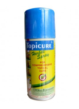 Natural Remedies Topicure Herbal Spray 250ml