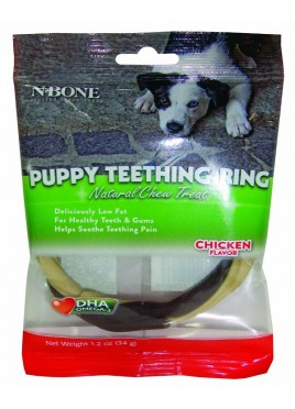 NPIC N-Bone Puppy Teething Ring