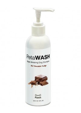Petacom Hot Chocolate Fudge Amazing Dog Shampoo 225Ml