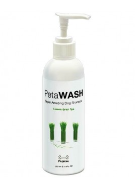 Petacom Lemongrass Spa Super Amazing Dog Shampoo 225Ml