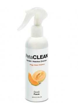 Petacom Mega Melon Madness Dry Bath Waterless Shampoo 225Ml
