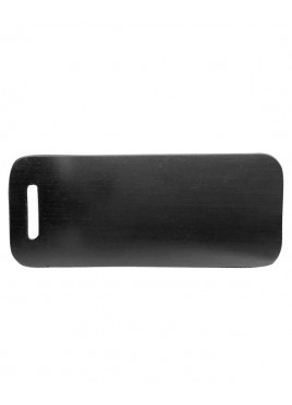 Petscribe Luggage Black ID Tag For Dog