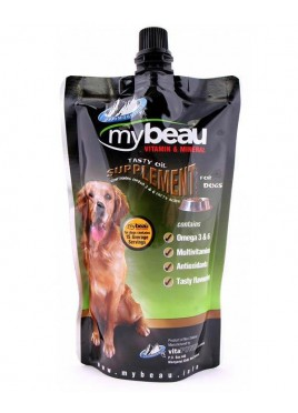 PalaMountain My Beau Tasty Oil Supplements For Dogs 1.5 Ltr