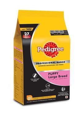 Pedigree Puppy Large Breed Food (1.2kgm)