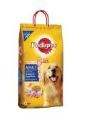 Pedigree Adult Dog Food Chicken And Vegetables -6kg