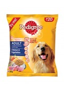 Pedigree Adult Dog Food Chicken & Vegetables (100gm)