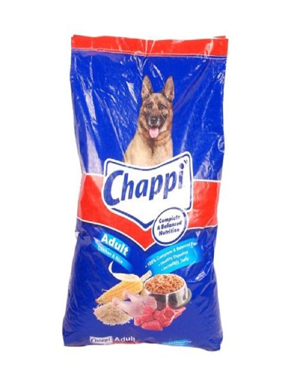 chappi adult food chicken rice btioqrpg