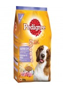 Pedigree Chicken And Rice Senior Dog Food-1.2 Kg
