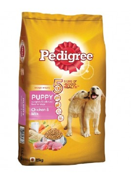 Pedigree Chicken And Milk Food For Puppy (6kg)