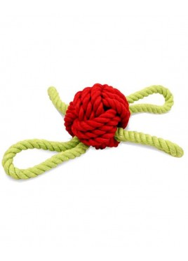 Pet Brands Marine Sailer Knot Rope Dog Toy