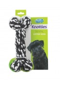 Pet Brands Knotty Bone Large For Dog
