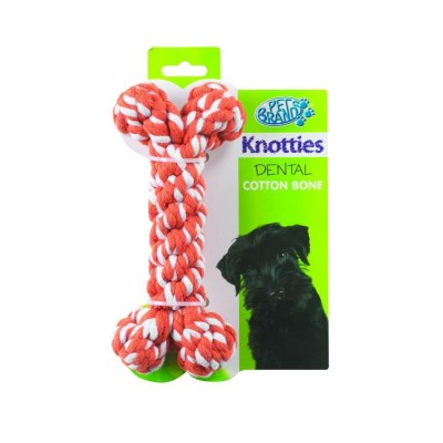 Pet Brands Knotty Bone Small For Dog