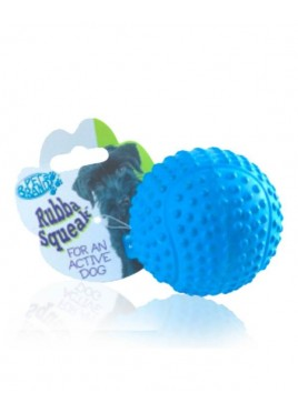 PET BRANDS Rubber Squeak Tennis Ball 9cm