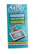 Pet Brands Deodorising Cat Litter Tray Crystals 170 gm