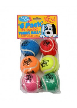 Pet Brands Tennis Balls For Dog And Puppy
